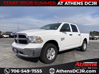 2021 Ram 1500 Classic Tradesman Regular Unleaded V-6 3.6 L/220 Engine 4 Door 4X4