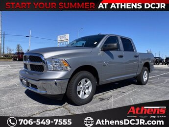 2021 Ram 1500 Classic Tradesman 4 Door Regular Unleaded V-6 3.6 L/220 Engine Automatic