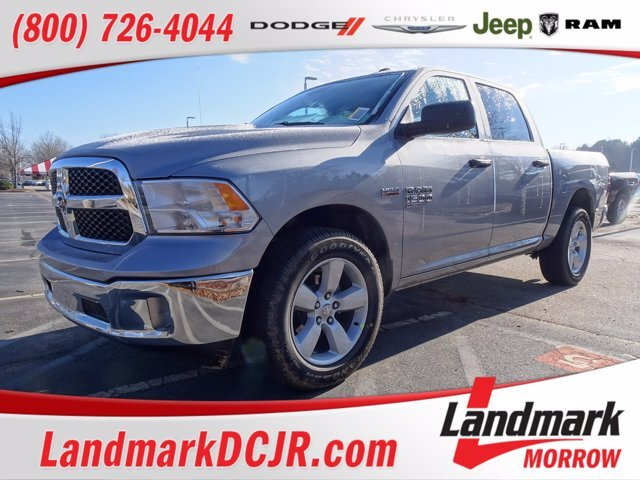 2021 Ram 1500 Classic Tradesman Regular Unleaded V-8 5.7 L/345 Engine 4X4 Truck 4 Door