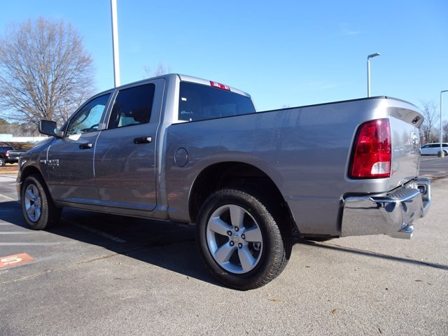2021 Billet Silver Metallic Clearcoat Ram 1500 Classic Tradesman Automatic 4X4 4 Door