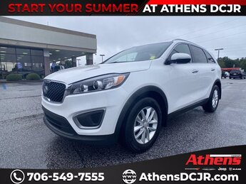 2016 Kia Sorento LX Automatic FWD Regular Unleaded I-4 2.4 L/144 Engine SUV 4 Door