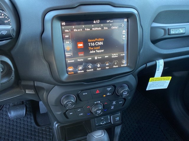 2021 Jeep Renegade Latitude SUV Regular Unleaded I-4 2.4 L/144 Engine FWD 4 Door