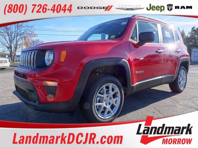 2021 Jeep Renegade Sport SUV Automatic 4X4