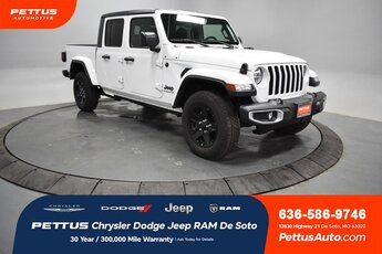 2021 Jeep Gladiator Sport S 3.6L V6 Engine Automatic 4X4 4 Door