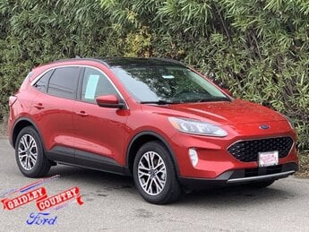 2020 Ford Escape SEL SUV 4X4 4 Door Automatic