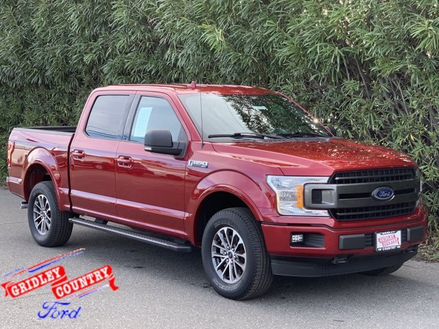 2018 Ford F-150 XLT 4X4 Automatic 4 Door Truck