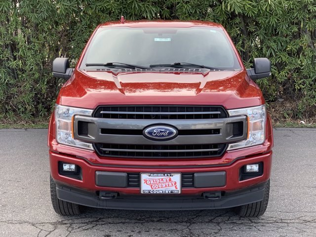 2018 Ford F-150 XLT Truck Automatic Regular Unleaded V8 5.0 L Engine 4X4