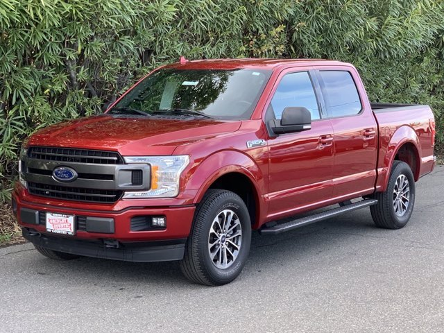 2018 Ford F-150 XLT Automatic Regular Unleaded V8 5.0 L Engine 4 Door 4X4