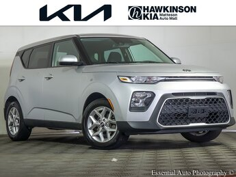 2020 Kia Soul S 4 Door Crossover Automatic