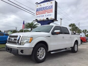 2010 Oxford White Ford F-150 Lariat Automatic RWD 4 Door