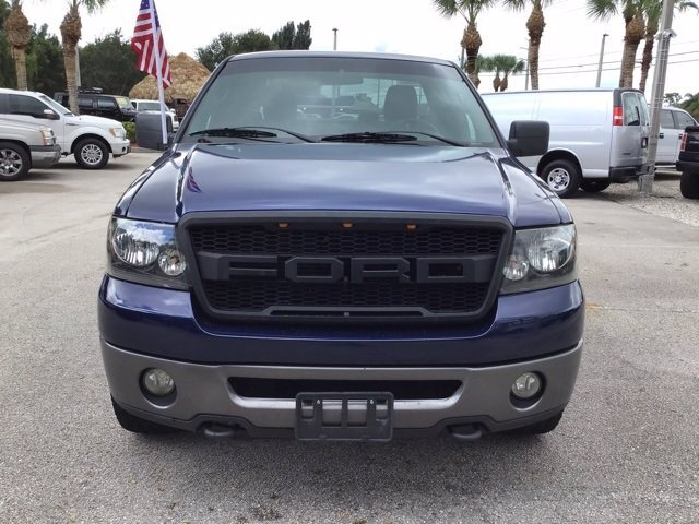 2008 Ford F-150 XLT 4X4 Truck Automatic 5.4L V8 EFI 24V Engine
