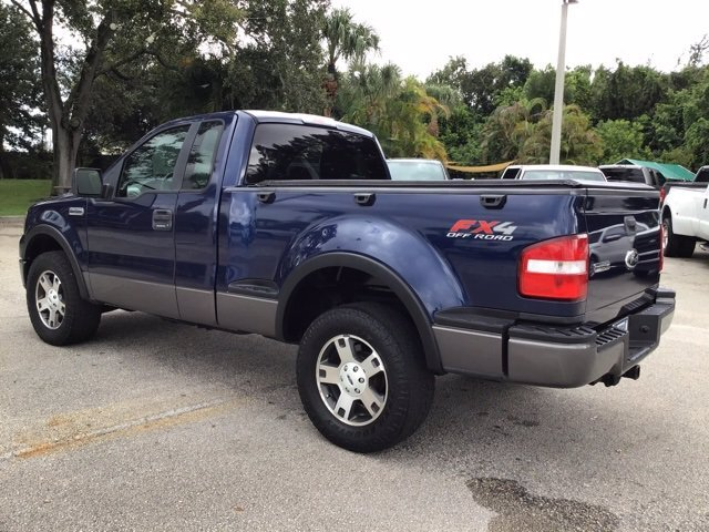 2008 Ford F-150 XLT Automatic 4X4 2 Door