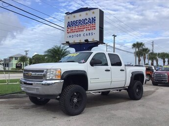 2012 Chevrolet Silverado 1500 LT Vortec 4.8L V8 SFI VVT Flex Fuel Engine 4 Door Automatic Truck