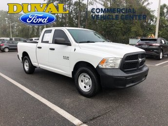 2016 Ram 1500 Tradesman 4X4 Automatic 3.6L V6 24V VVT Engine
