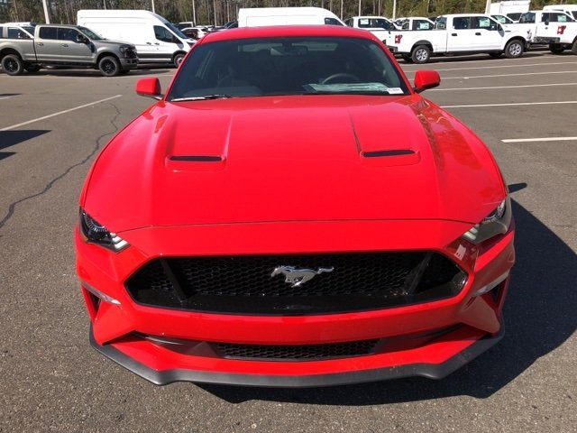 2019 Race Red Ford Mustang GT 2 Door Coupe RWD