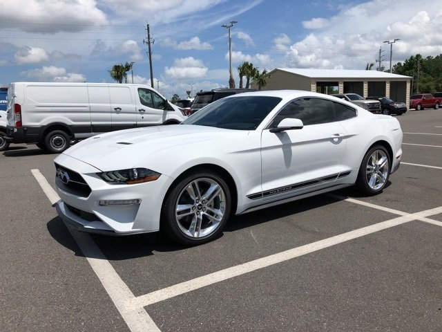 2018 Ford Mustang EcoBoost Premium Coupe RWD Automatic