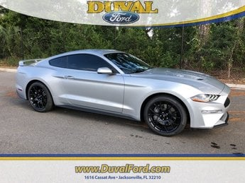 2019 Ford Mustang EcoBoost EcoBoost 2.3L I4 GTDi DOHC Turbocharged VCT Engine RWD 2 Door