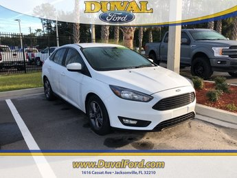 2018 Ford Focus SE 4 Door FWD Automatic I4 Engine Sedan