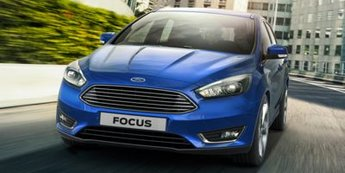 2018 Ford Focus SEL FWD 4 Door Automatic