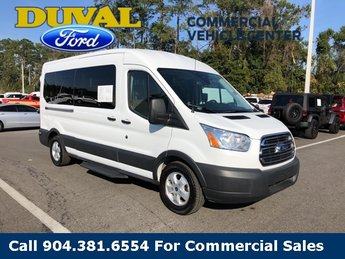 2018 Ford Transit-350 XLT 3 Door Crossover EcoBoost 3.5L V6 GTDi DOHC 24V Twin Turbocharged Engine Automatic RWD