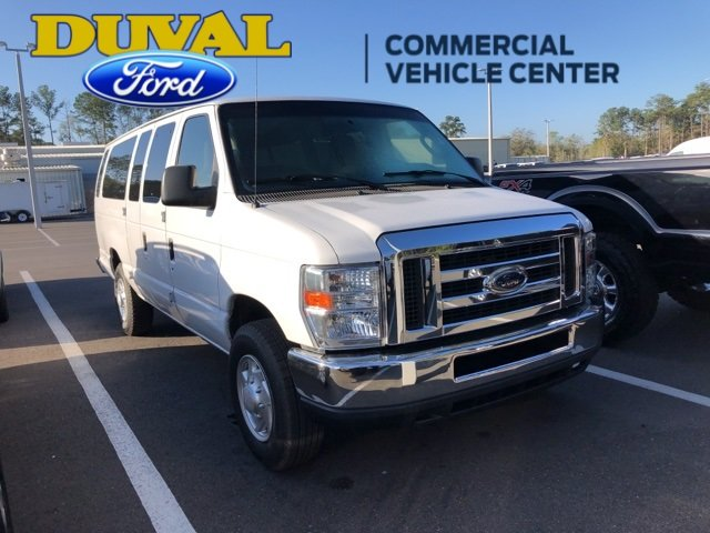 2014 Ford E-350SD XLT RWD Crossover Automatic 3 Door 5.4L V8 EFI Flex Fuel Engine