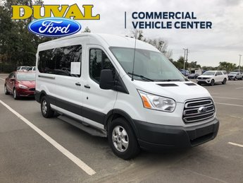 2018 Ford Transit-350 XLT Crossover RWD 3 Door 3.7L V6 Ti-VCT 24V Engine