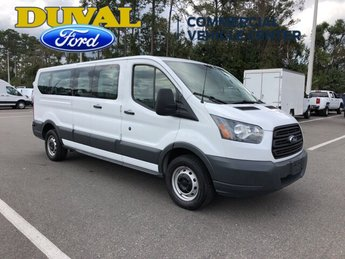 2015 Oxford White Ford Transit-350 XL Crossover 3 Door RWD 3.7L V6 Ti-VCT 24V Engine