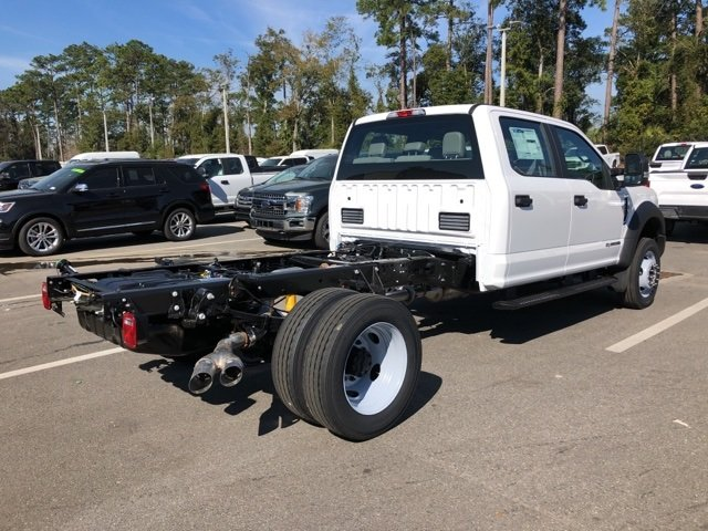 2019 Ford Super Duty F-450 DRW XL Power Stroke 6.7L V8 DI 32V OHV Turbodiesel Engine Truck Automatic 4X4 4 Door
