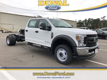 2019 Ford Super Duty F-550 DRW XL Automatic 6.7L V8 Engine 4 Door