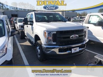 2019 Ford Super Duty F-350 DRW XL 4 Door 4X4 Truck V8 Engine Automatic