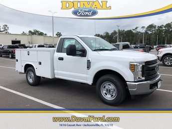 2019 Ford Super Duty F-250 SRW XL RWD Automatic 2 Door 6.2L SOHC Engine Truck