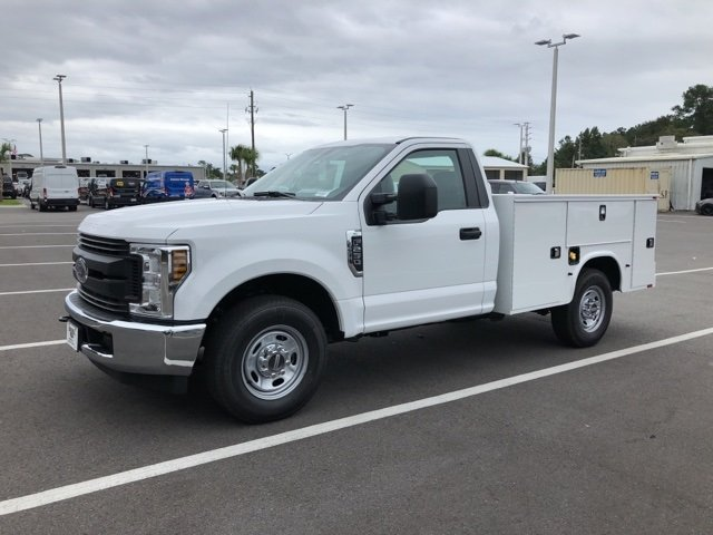 2019 Ford Super Duty F-250 SRW XL 6.2L SOHC Engine 2 Door RWD Automatic Truck
