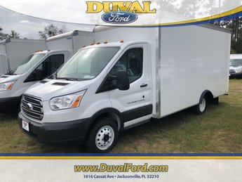 2018 Ford Transit-350 Base 3.7L V6 Ti-VCT 24V Engine Automatic 2 Door RWD