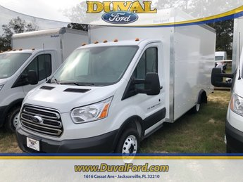 2018 Ford Transit-350 Base Car 3.7L V6 Ti-VCT 24V Engine RWD 2 Door Automatic