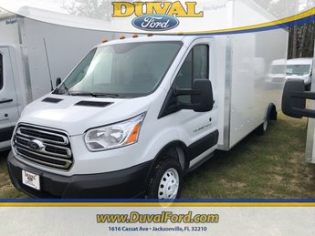 2019 Oxford White Ford Transit-350 Base Car RWD Automatic 2 Door