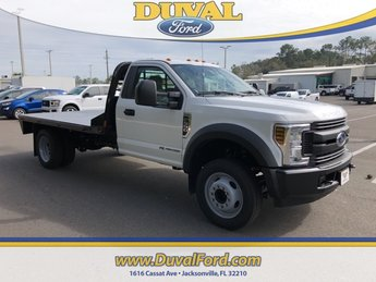 2019 Ford Super Duty F-550 DRW XL V8 Engine RWD Automatic 2 Door