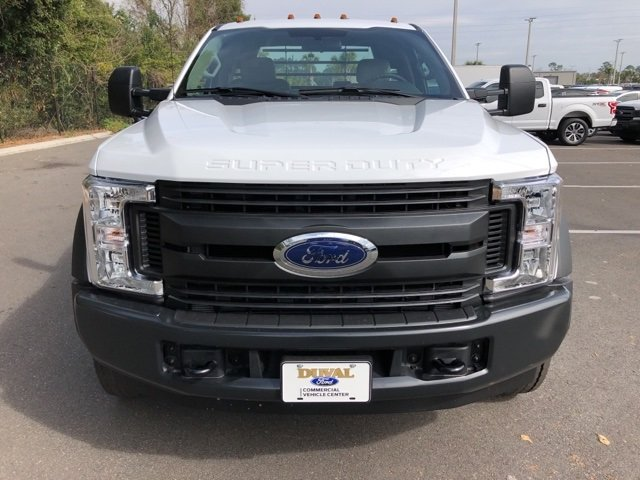 2019 Ford Super Duty F-550 DRW XL V8 Engine Automatic Truck 2 Door