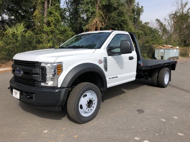 2019 Ford Super Duty F-550 DRW XL V8 Engine Truck 2 Door Automatic RWD