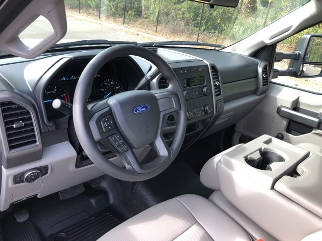 2019 Ford Super Duty F-550 DRW XL V8 Engine 2 Door RWD