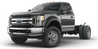 2018 Ford Super Duty F-550 DRW XL RWD 2 Door Truck Power Stroke 6.7L V8 DI 32V OHV Turbodiesel Engine Automatic