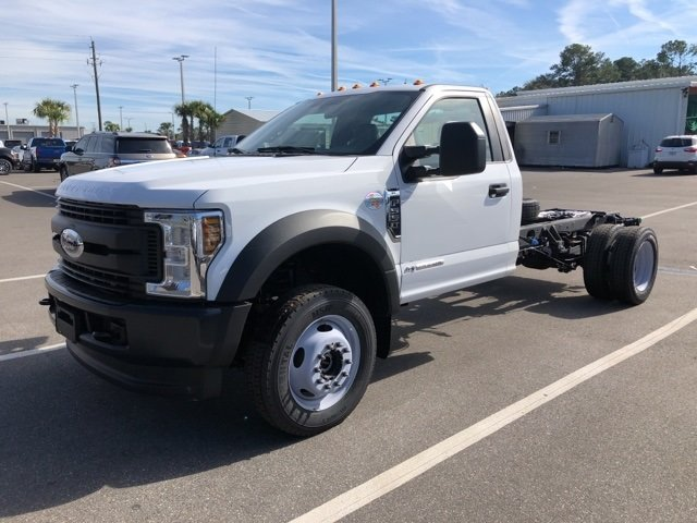 2018 Ford Super Duty F-550 DRW 4X4 Truck 2 Door Automatic