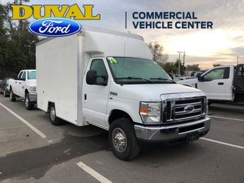 2014 Oxford White Ford E-350SD Triton V8 5.4L EFI Engine Car RWD