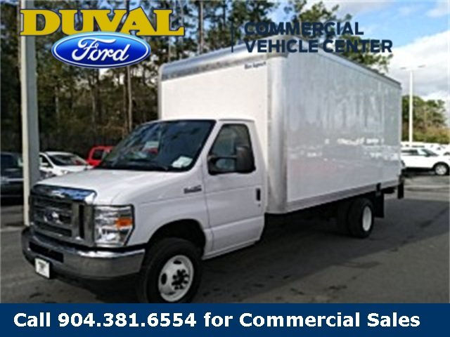 2019 Oxford White Ford E-450SD Base Car RWD 6.8L V10 Engine 2 Door Automatic