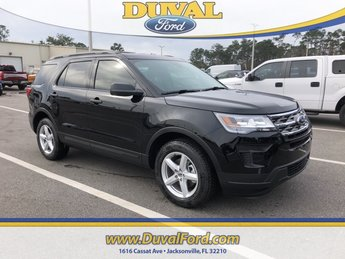 2019 Ford Explorer Base Automatic 2.3L I4 Engine 4 Door