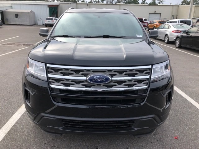 2019 Ford Explorer Base 2.3L I4 Engine 4 Door SUV FWD Automatic