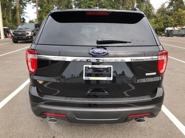 2019 Ford Explorer Base 4 Door Automatic 2.3L I4 Engine SUV