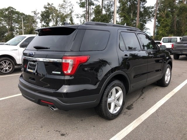2019 Ford Explorer Base Automatic 4 Door SUV