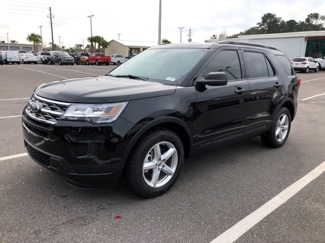 2019 Ford Explorer Base FWD 2.3L I4 Engine 4 Door Automatic SUV
