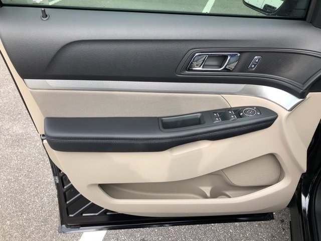 2019 Ford Explorer Base 2.3L I4 Engine Automatic FWD 4 Door SUV