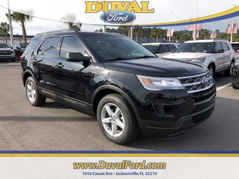 2019 Ford Explorer Base FWD 2.3L I4 Engine 4 Door
